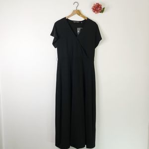 BROOKE SHEIDLS Short Sleeve Maxi Dress